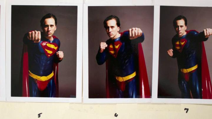 superman lives nicholas cage